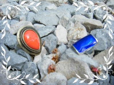 Bagues Bijoux Brigitte Silver Rings
