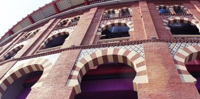 Vues depuis le nouveau centre commercial Las Arenas