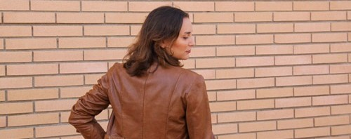 Ma veste en cuir Starsky & Hutch