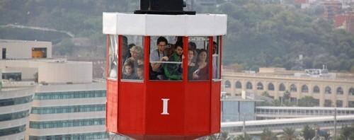Ma petite frayeur, le téléphérique de Barcelone