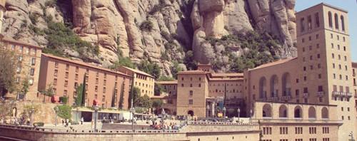 Cartes postales de Montserrat