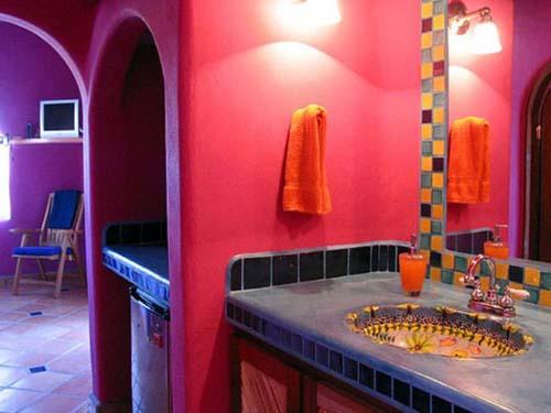 Inspiration une jolie salle de bain letizia barcelona - Salle de bain indienne ...