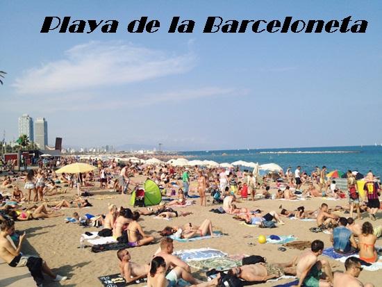 Top Barcelona beach style | Letizia Barcelona RE37