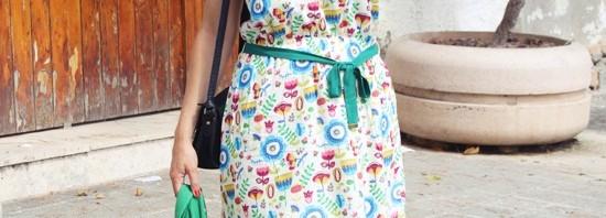 The happy dress