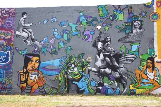 Street art – Selva de Mar