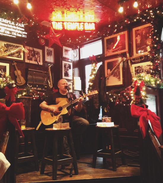 Weekend à Dublin