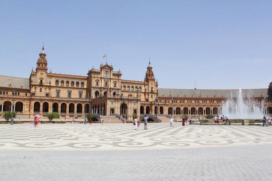 Un weekend à Séville