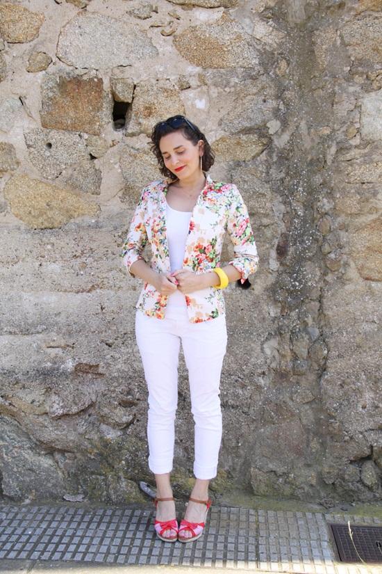 white flowers letizia barcelona
