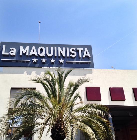 Barcelona i feel good 15 letizia barcelona - La maquinista metro ...