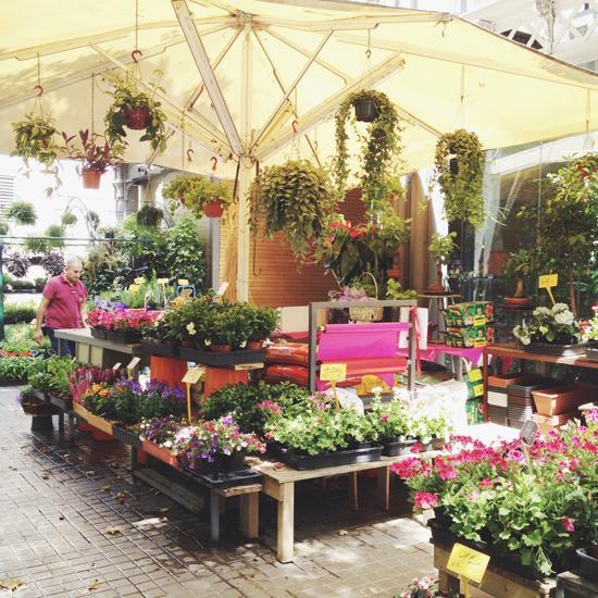 El mercat de la concepci letizia barcelona for El mercat de les glories