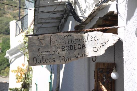 Les villages blancs de la Alpujarra