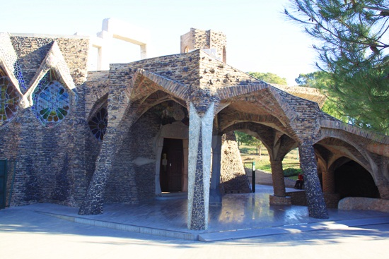 colonia guell (16)