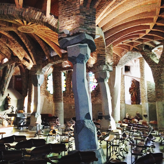 colonia guell (9)
