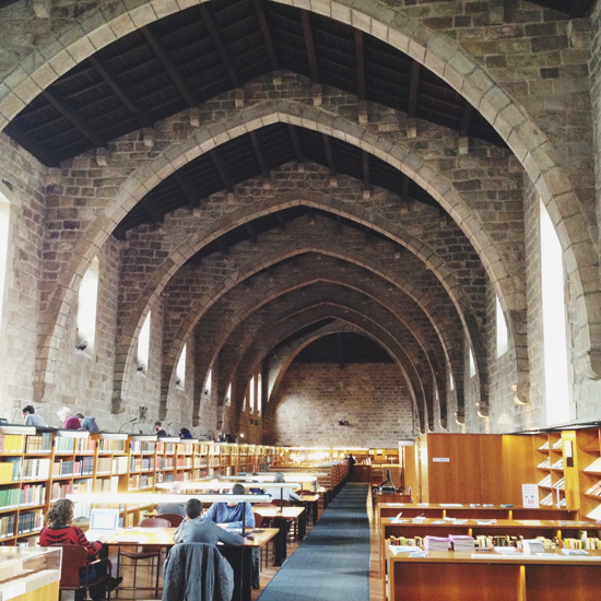 library bcn1
