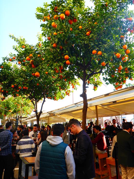 Hola Sevilla! (part 1)