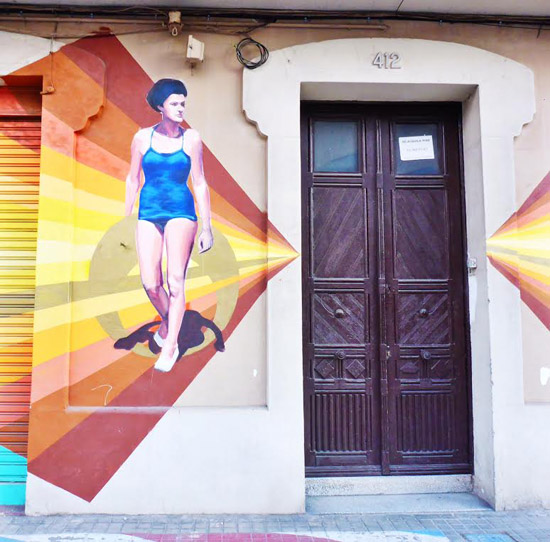 Street Art: the many faces of Barcelona