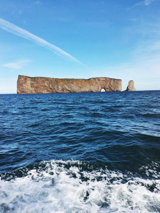 Le parc National de l'île de Bonaventure et du Rocher Percé