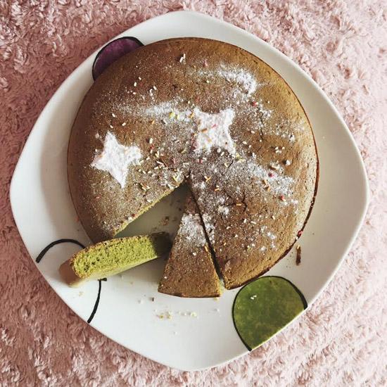 matcha cake1