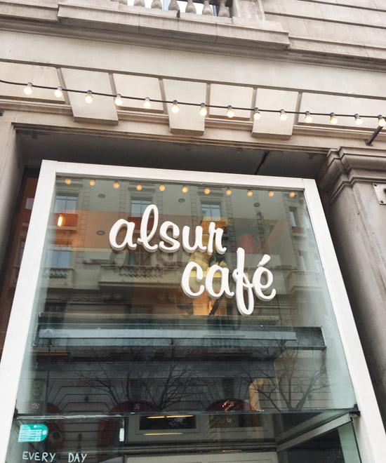 Alsur Café (Llúria)