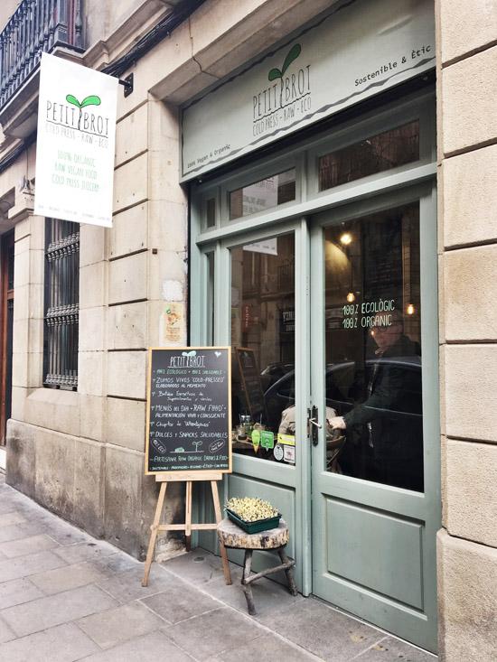 Petit Brot – 100% Vegan & Organic