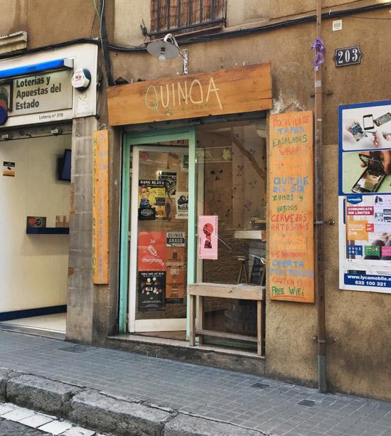 Quinoa Bar Vegetarià