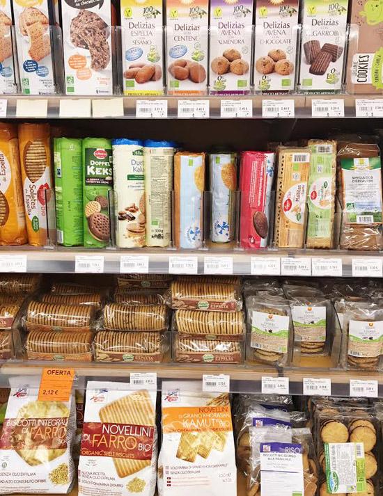 Bio Space, le supermarché écolo