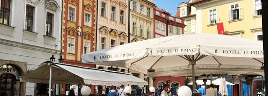 Weekend à Prague : rive droite